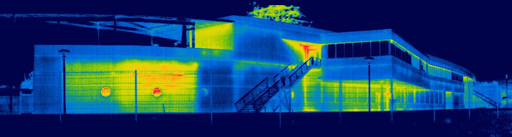 Thermographie infrarouge Mensor